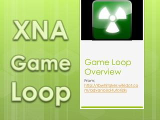 Game  Loop Overview