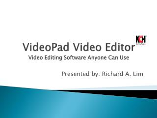 VideoPad  Video Editor Video Editing Software Anyone Can Use