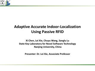 Adaptive Accurate Indoor-Localization  Using  Passive  RFID
