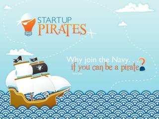 Startup Pirates  Lisboa
