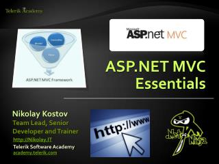 ASP.NET MVC Essentials