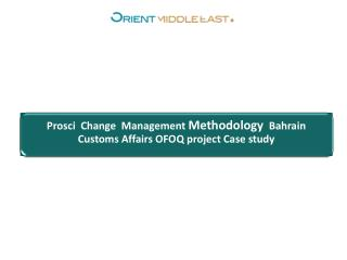 Presented by Ibrahim Hassan Bihery PMP Program and project management Consultant at