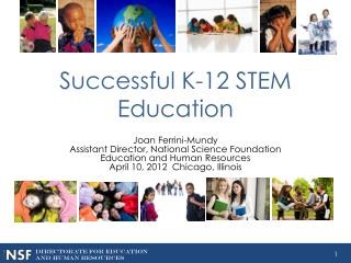 Successful K-12 STEM Education