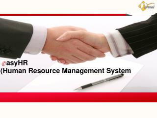asyHR   (Human Resource Management System