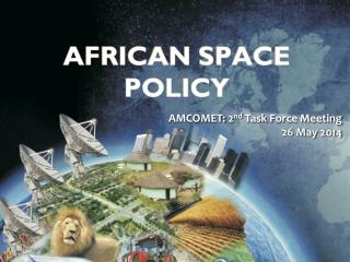Draft African Space Policy