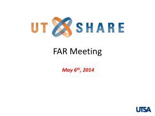 FAR Meeting