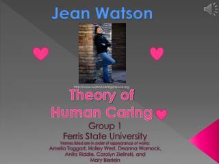 Theory of Human Caring