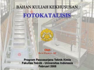 FOTOKATALISIS