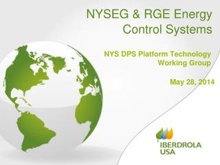 NYSEG & RGE Energy Control Systems