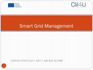 Smart  Grid  Management