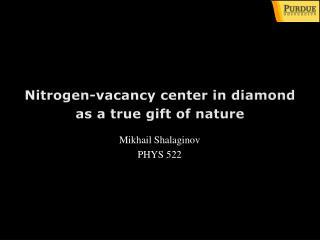 Mikhail  Shalaginov PHYS 522