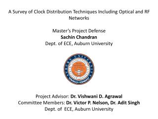 A Survey of Clock Distribution Techniques Including Optical and RF Networks