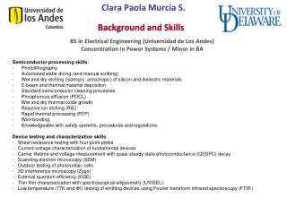 Clara Paola Murcia S.
