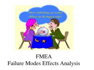 FMEA Failure Modes Effects Analysis