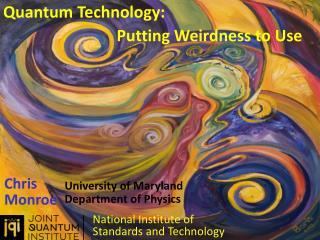 Quantum Technology: