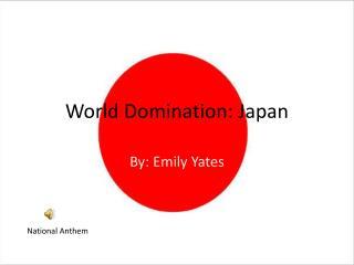 World Domination: Japan