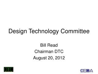 Design Technology Committee