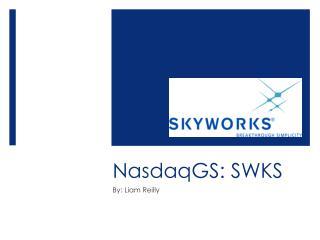 NasdaqGS : SWKS