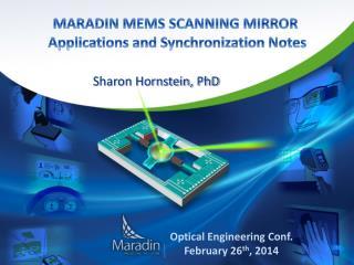 Sharon Hornstein, PhD