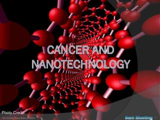 Cancer and Nanotechnology