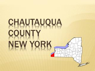 Chautauqua County New York