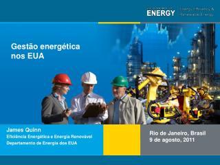 Gestão energética nos  EUA