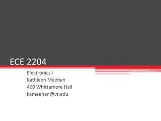 ECE 2204