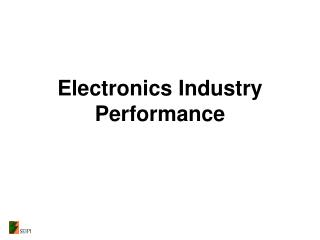 Electronics Industry Performance
