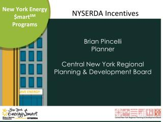 New York Energy $mart SM  Programs
