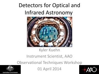 Detectors for Optical and Infrared Astronomy