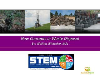 Complementing WTE A Proposal to Implement Recycling and Remediate the GT Landfill