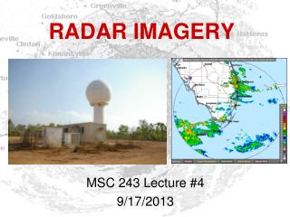 RADAR IMAGERY
