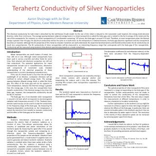Terahertz Conductivity  of Silver Nanoparticles