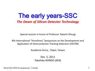 S S C the  S uperconducting  S uper  C ollider