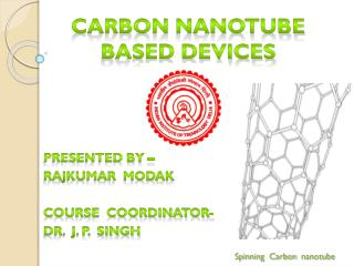 Carbon  nanotube         based devices