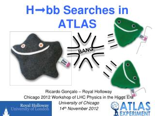 H ➞bb  Searches in  ATLAS