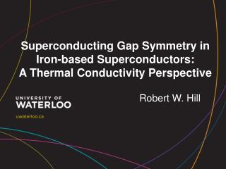 Superconducting Gap Symmetry in Iron-based Superconductors:  A Thermal Conductivity Perspective