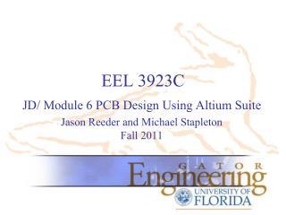 EEL 3923C
