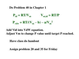 Do Problem 40 in Chapter 1