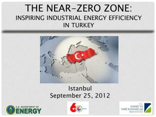 The Near-Zero Zone:  Inspiring Industrial Energy Efficiency in Turkey