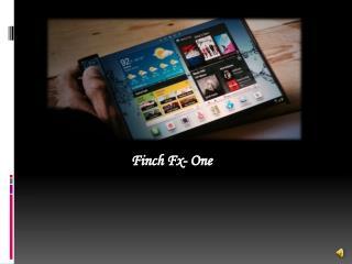 Finch  Fx - One