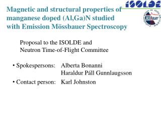 Magnetic and structural properties of manganese doped ( Al,Ga )N studied with Emission  Mössbauer Spectroscopy