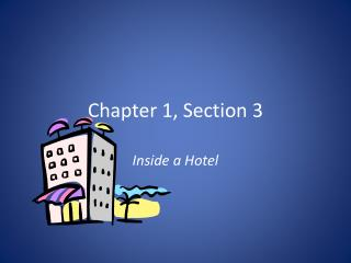 Chapter 1, Section 3