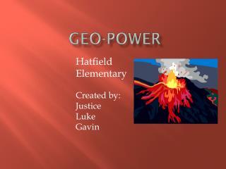 Geo-Power