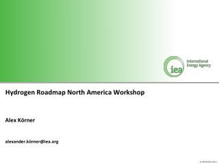 Hydrogen Roadmap North America Workshop