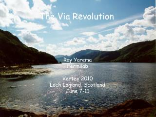 The Via Revolution