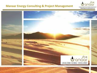 Manaar Energy Consulting & Project Management