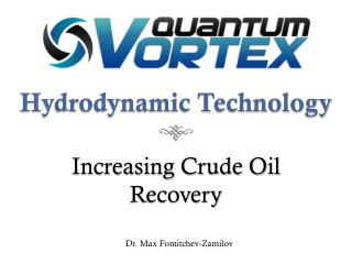 Hydrodynamic Technology