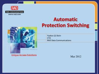 automatic protection switching