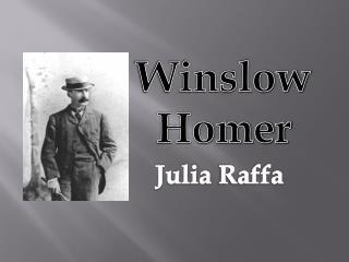 Julia  Raffa